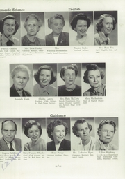 Page 11, 1950 Edition, West High School - Westward Ho Yearbook (Madison, WI) online yearbook collection
