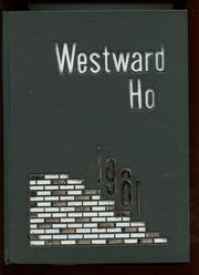 1961 Edition, West High School - Westward Ho Yearbook (Madison, WI)