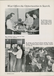 Page 10, 1961 Edition, West High School - Westward Ho Yearbook (Madison, WI) online yearbook collection