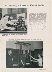 Page 11, 1961 Edition, West High School - Westward Ho Yearbook (Madison, WI) online yearbook collection