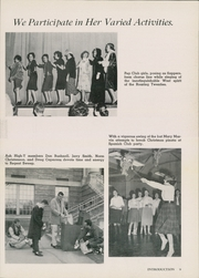 Page 13, 1961 Edition, West High School - Westward Ho Yearbook (Madison, WI) online yearbook collection
