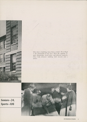 Page 7, 1961 Edition, West High School - Westward Ho Yearbook (Madison, WI) online yearbook collection