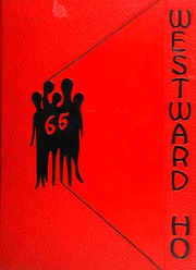 1965 Edition, West High School - Westward Ho Yearbook (Madison, WI)