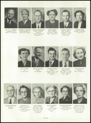 Page 12, 1952 Edition, East High School - East Echoes Yearbook (Green Bay, WI) online yearbook collection