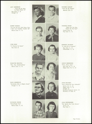 Page 17, 1952 Edition, East High School - East Echoes Yearbook (Green Bay, WI) online yearbook collection
