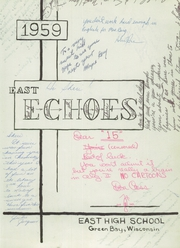 Page 5, 1959 Edition, East High School - East Echoes Yearbook (Green Bay, WI) online yearbook collection
