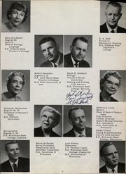 Page 13, 1961 Edition, East High School - East Echoes Yearbook (Green Bay, WI) online yearbook collection