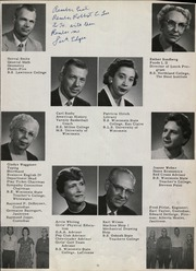 Page 15, 1961 Edition, East High School - East Echoes Yearbook (Green Bay, WI) online yearbook collection