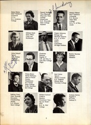 Page 10, 1962 Edition, East High School - East Echoes Yearbook (Green Bay, WI) online yearbook collection