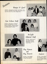Page 16, 1962 Edition, East High School - East Echoes Yearbook (Green Bay, WI) online yearbook collection