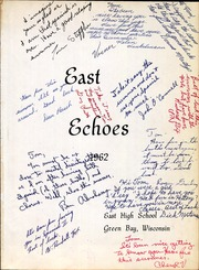 Page 5, 1962 Edition, East High School - East Echoes Yearbook (Green Bay, WI) online yearbook collection