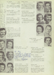 Page 15, 1949 Edition, Waupun High School - Waubun Yearbook (Waupun, WI) online yearbook collection