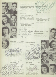 Page 16, 1949 Edition, Waupun High School - Waubun Yearbook (Waupun, WI) online yearbook collection