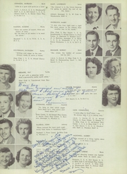 Page 17, 1949 Edition, Waupun High School - Waubun Yearbook (Waupun, WI) online yearbook collection