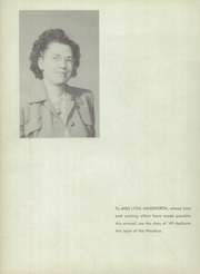 Page 8, 1949 Edition, Waupun High School - Waubun Yearbook (Waupun, WI) online yearbook collection