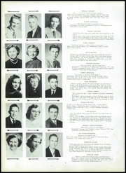Page 12, 1951 Edition, Waupun High School - Waubun Yearbook (Waupun, WI) online yearbook collection