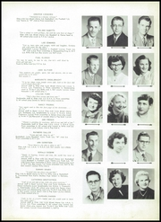 Page 13, 1951 Edition, Waupun High School - Waubun Yearbook (Waupun, WI) online yearbook collection