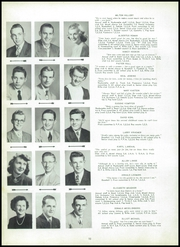 Page 14, 1951 Edition, Waupun High School - Waubun Yearbook (Waupun, WI) online yearbook collection