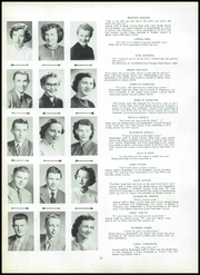 Page 16, 1951 Edition, Waupun High School - Waubun Yearbook (Waupun, WI) online yearbook collection