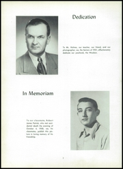Page 6, 1951 Edition, Waupun High School - Waubun Yearbook (Waupun, WI) online yearbook collection
