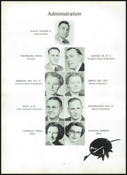 Page 8, 1951 Edition, Waupun High School - Waubun Yearbook (Waupun, WI) online yearbook collection