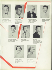 Page 11, 1958 Edition, Waupun High School - Waubun Yearbook (Waupun, WI) online yearbook collection