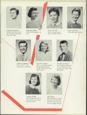 Page 13, 1958 Edition, Waupun High School - Waubun Yearbook (Waupun, WI) online yearbook collection