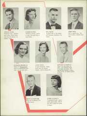 Page 14, 1958 Edition, Waupun High School - Waubun Yearbook (Waupun, WI) online yearbook collection