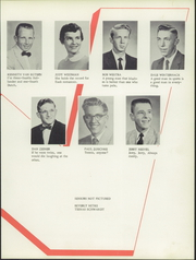 Page 17, 1958 Edition, Waupun High School - Waubun Yearbook (Waupun, WI) online yearbook collection