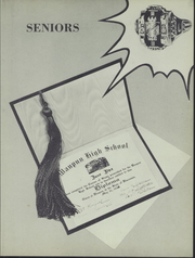 Page 7, 1958 Edition, Waupun High School - Waubun Yearbook (Waupun, WI) online yearbook collection