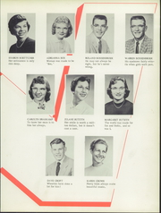 Page 9, 1958 Edition, Waupun High School - Waubun Yearbook (Waupun, WI) online yearbook collection