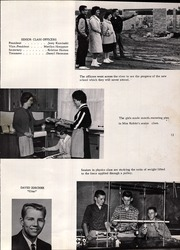 Page 17, 1962 Edition, Waupun High School - Waubun Yearbook (Waupun, WI) online yearbook collection