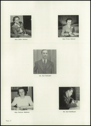 Page 16, 1947 Edition, Logan High School - Winneshiek Yearbook (La Crosse, WI) online yearbook collection
