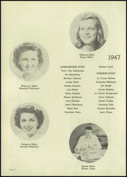 Page 6, 1947 Edition, Logan High School - Winneshiek Yearbook (La Crosse, WI) online yearbook collection