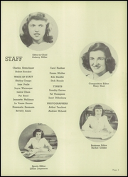 Page 7, 1947 Edition, Logan High School - Winneshiek Yearbook (La Crosse, WI) online yearbook collection