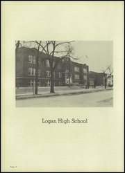 Page 8, 1947 Edition, Logan High School - Winneshiek Yearbook (La Crosse, WI) online yearbook collection