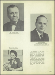 Page 7, 1954 Edition, Logan High School - Winneshiek Yearbook (La Crosse, WI) online yearbook collection