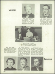 Page 10, 1957 Edition, Logan High School - Winneshiek Yearbook (La Crosse, WI) online yearbook collection