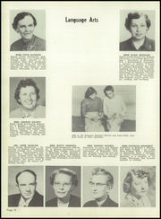 Page 12, 1957 Edition, Logan High School - Winneshiek Yearbook (La Crosse, WI) online yearbook collection
