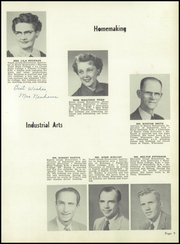 Page 13, 1957 Edition, Logan High School - Winneshiek Yearbook (La Crosse, WI) online yearbook collection