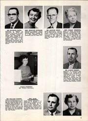 Page 13, 1959 Edition, Logan High School - Winneshiek Yearbook (La Crosse, WI) online yearbook collection