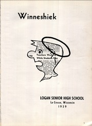 Page 5, 1959 Edition, Logan High School - Winneshiek Yearbook (La Crosse, WI) online yearbook collection