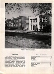 Page 6, 1959 Edition, Logan High School - Winneshiek Yearbook (La Crosse, WI) online yearbook collection