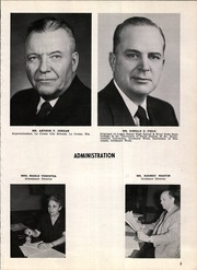 Page 7, 1959 Edition, Logan High School - Winneshiek Yearbook (La Crosse, WI) online yearbook collection