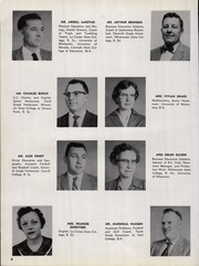 Page 10, 1960 Edition, Logan High School - Winneshiek Yearbook (La Crosse, WI) online yearbook collection