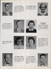 Page 11, 1960 Edition, Logan High School - Winneshiek Yearbook (La Crosse, WI) online yearbook collection