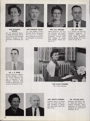 Page 12, 1960 Edition, Logan High School - Winneshiek Yearbook (La Crosse, WI) online yearbook collection