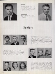 Page 16, 1960 Edition, Logan High School - Winneshiek Yearbook (La Crosse, WI) online yearbook collection