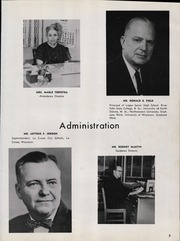 Page 7, 1960 Edition, Logan High School - Winneshiek Yearbook (La Crosse, WI) online yearbook collection