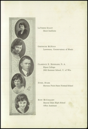 Page 13, 1922 Edition, Beaver Dam High School - Beaver Log Yearbook (Beaver Dam, WI) online yearbook collection